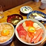 みなと食堂 - 本日の【みなと食堂】にての朝食!