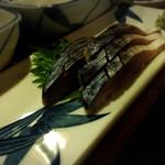 ばんや - 八戸は銀鯖の〆鯖!