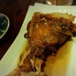 ばんや - 田舎の甘辛いメヌケの煮魚!