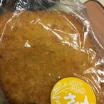 メロンパン - 料理写真:カレーパン