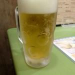 パステルイタリアーナ - 生ビール