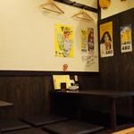 大衆鉄板食堂 栄屋 - 座敷