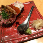 魚真 - のっけ寿司