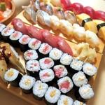 72075972 - にぎり寿司各種