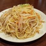 餃子菜館 清ちゃん - 料理写真:焼きそば