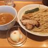 麺屋 武吉 - 料理写真:こってりつけ麺大盛です☆ 2017-0826訪問