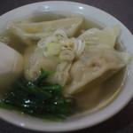 味一番 - スープ餃子