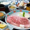彩岳館 - 料理写真:豊後牛ステーキ御膳 3000円