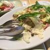 la Ponta - 料理写真:シーザーサラダ