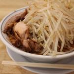 麺屋 神やぐら - ラーメン(小)
