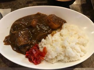 司バラ焼き大衆食堂 - 司カレー¥700