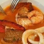 ディアログ - イサキと真鯛