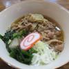 古太神 - 料理写真:肉蕎麦