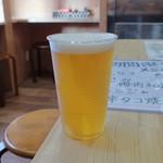 たこ焼き くれおーる - 生ビール