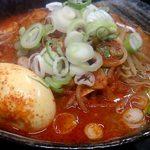 72083653 - 五目麻婆麺。最初は辛く感じるけど慣れでいける。