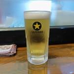 立吞み処 ぎをんのえりぃ - 生ビール