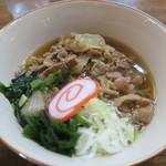 古太神 - 肉蕎麦