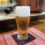 すぽっと② - 生ビール