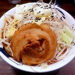 雷 - 雷味噌(大)¥780 2011.4.27