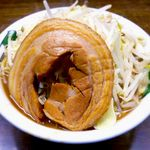 雷 - 雷そば(中)¥700 2012.4.5
