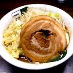 雷 - 雷そば(中)¥700 2012.11.23