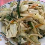 中華 ふるさと - 野菜炒め