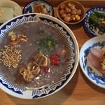 時光舎 - 料理写真:八宝美人粥セット