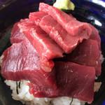 72087484 - 天然本マグロ丼、1800円