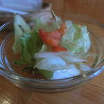 Cafe Palmyra - セットのサラダ