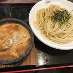 つけ麺丸和 - 丸和つけ麺830円(税込)