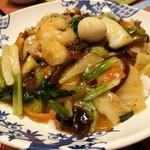 バーミヤン - 日本風中華料理代表、中華丼