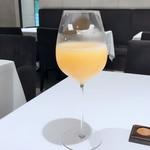 72089561 - 桃のノンアルコールカクテル