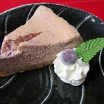 サイトウコーヒー - 料理写真:ケーキ