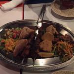 モロッコ料理カサブランカ - 大皿