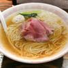 Ramenkoike - 料理写真:煮干ラーメン