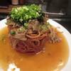 そば蔵 - 料理写真:あたしの皿蕎麦