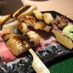第三春美鮨 - 穴子白焼き 穴子 125g 活〆 筒漁 千葉県富津