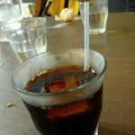 72091245 - アイスコーヒーサービスです!!