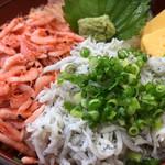 駿河丸 静岡サービスエリア店 - 酢飯では無い