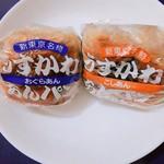 72092073 - うすかわあんパン