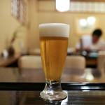 竹葉亭 - ビール