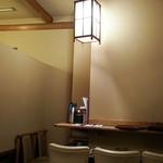 竹葉亭 - 店内