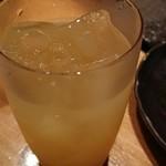 遊喰酒家ありがっと - グレープフルーツジュース