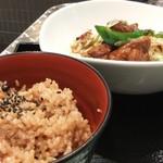 SUMI-BIO - 酵素玄米はおかわりOK♪
