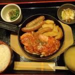 居酒屋 NIJYU-MARU - 日替わりランチ