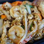 Fresh Thai Wok - 料理写真: