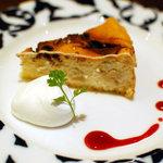 プルミエ珈琲 - 料理写真:チョコバナナチーズケーキ