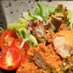 Tori喰 - サラダ