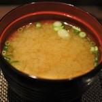 Tori喰 - 味噌汁