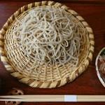 木むら - 辛味大根おろし蕎麦